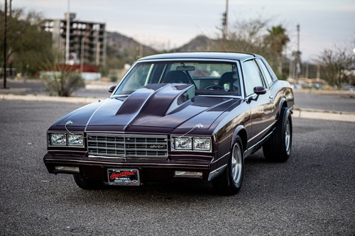 Imagen 1 de 15 de Chevrolet Montecarlo 1984