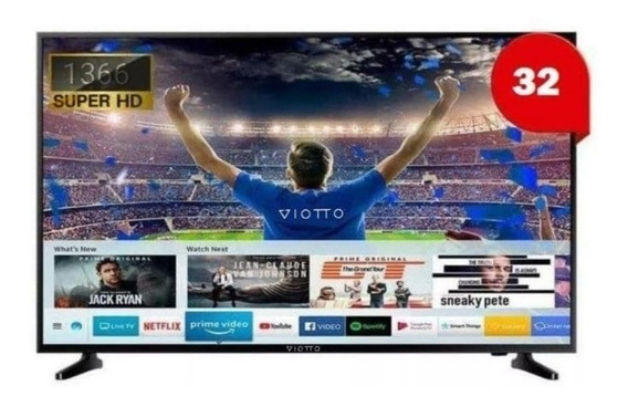 Televisor De 32 Smart Tv Viotto