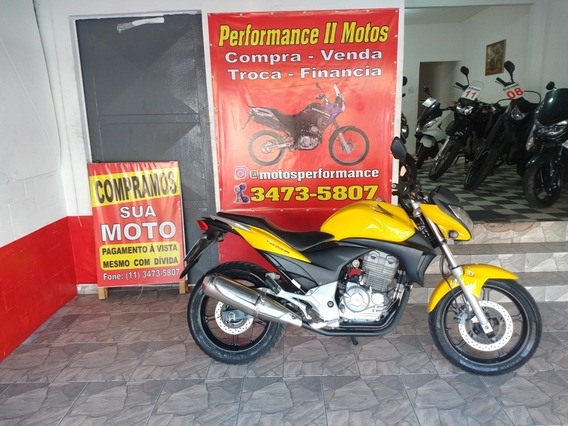 Honda Cb 300 2012 / Financiamos 36x 57.000 Km