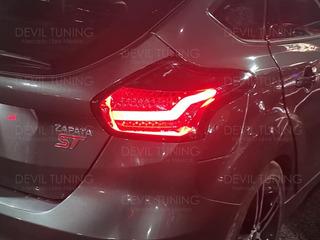Calaveras Focus St Rs 2015-2018 / Tuning Led Oem Fascia Ford