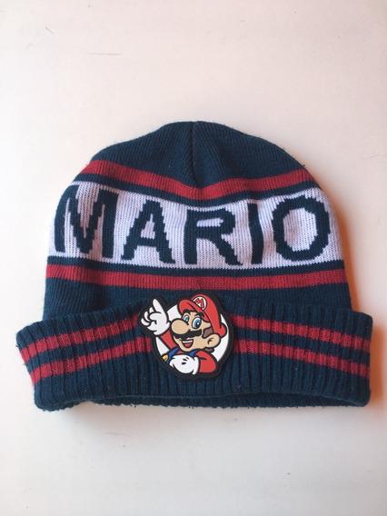 Gorro Mario Bros Nintendo