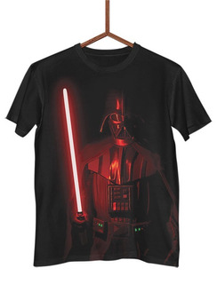 Camisa Camiseta Darth Vader Star Wars Lado Sombrio G0211