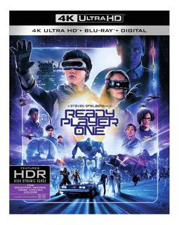 Ready Player One Bluray 4k