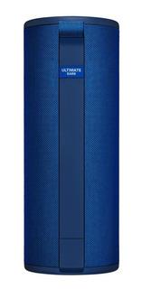 Parlante Ultimate Ears Megaboom 3 portátil inalámbrico Lagoon blue