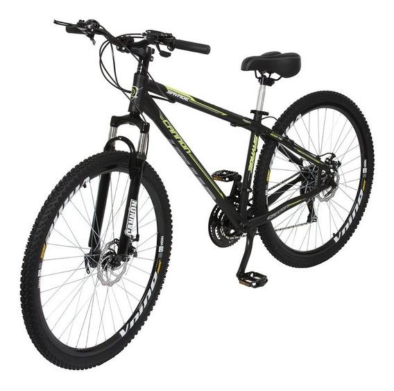 Bicicleta Cannon Savage 29 Freio Disco Kit 21v Shimano Yamad