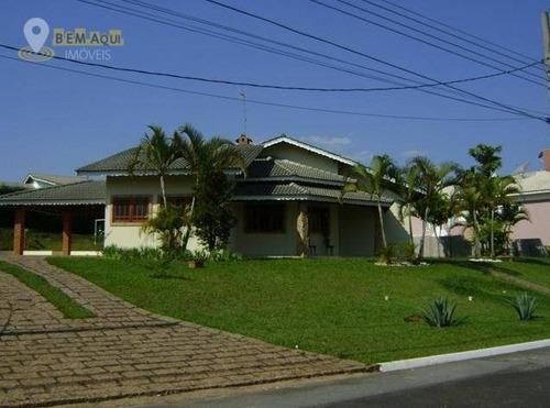 Imagem 1 de 28 de Casa Com 3 Dormitórios À Venda, 280 M² Por R$ 1.250.000,00 - Parque Village Castelo - Itu/sp - Ca0128