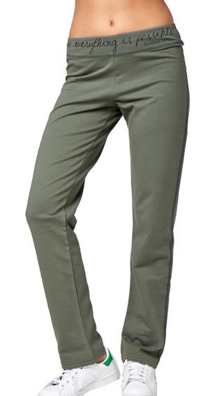 Pantalon Recto Rústico Viscosa Bonjour Lulu V 4278