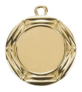 Medallas De Metal 4cm De Diametro. Serdan Trofeos