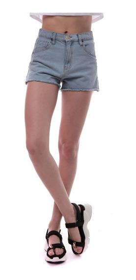 Short Jean Linda Roturas   Vov Jeans (9286)
