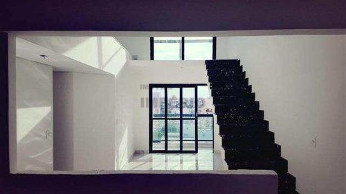 Cobertura Com 3 Dorms, Parque Mandaqui, São Paulo - R$ 910 Mil, Cod: 3365 - V3365
