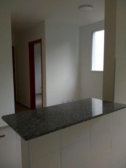 Apartamento Em Jardim Das Indústrias, São José Dos Campos/sp De 45m² 2 Quartos Para Locação R$ 1.210,00/mes - Ap431588