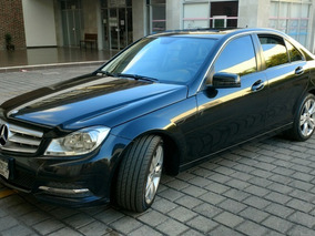Mercedes Benz Clase C 1.8 200 Cgi Exclusive At