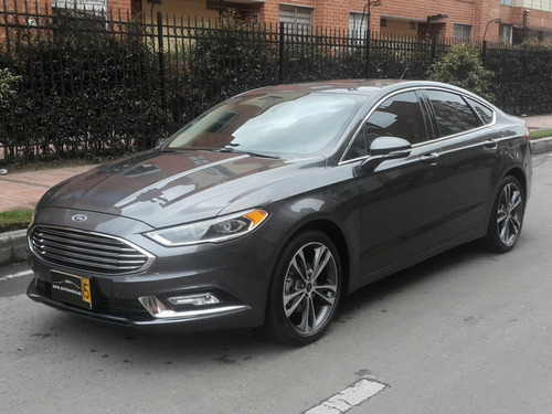 Ford Fusion Titanium Plus Tp 2000cc T Ct Tc Fe