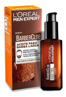 Aceite Para Barba Larga Loreal Men Expert Barber Club