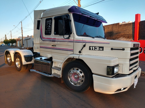 Scania 113 Top Line Impecavel