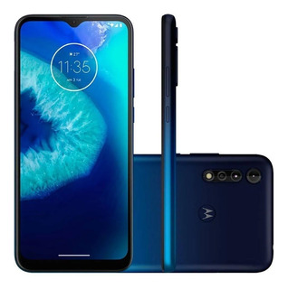 Smart. Motorola Moto G8 Power Lite 64gb Tela 6.5 Android 9