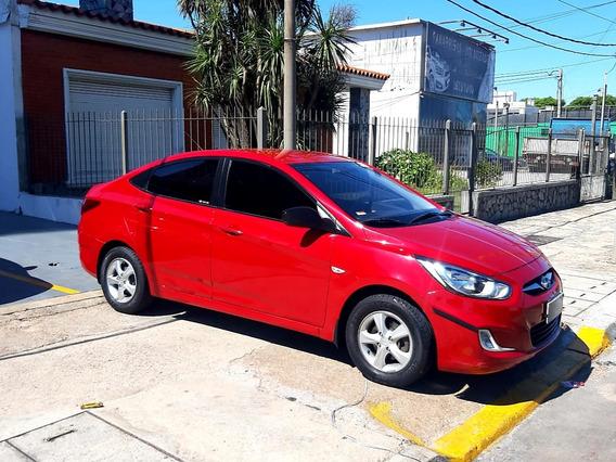 Hyundai Accent Gl Extra Full Permuto Financio