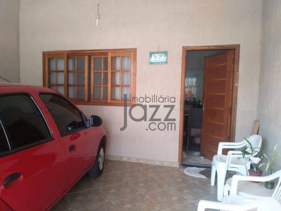 Casa Com 2 Dormitórios À Venda, 92 M² Por R$ 270.000 - Jardim Terras De Santo Antônio - Hortolândia/sp - Ca4914