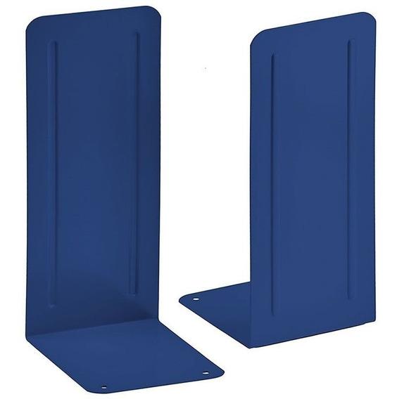 Bibliocanto Apoio Para Livros Acrimet Jumbo Azul Par 294.7