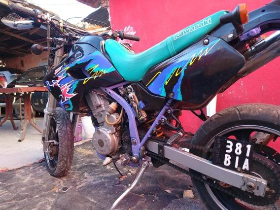 Vendo O Permuto Klx 650 Con Ruedas Motard Un Tractor