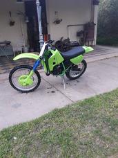 Kawasaki Kmx 125 2t