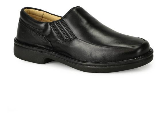 Sapato Social Conforto Masculino Pipper