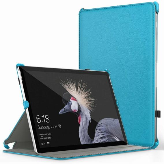 Estuche Moko Surface Pro 3 4 2017 Folio Case Pu Proteccion