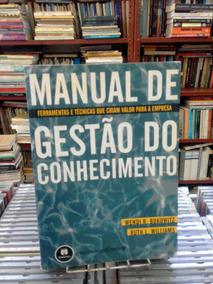 Manual De Gestao Do Conhecimento Wendi R Bukowitz