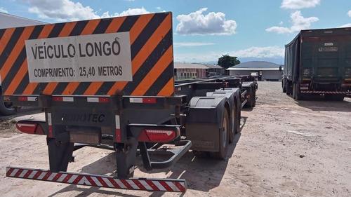 Imagem 1 de 6 de Carreta Rodotec Bi-container
