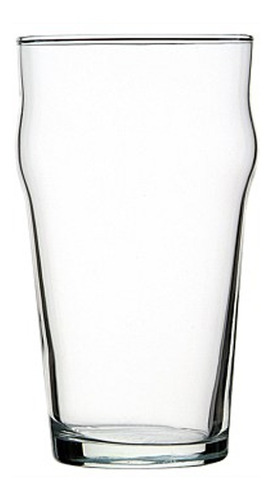 Vaso De Cerveza Nonix 580 Ml Vidrio Templado