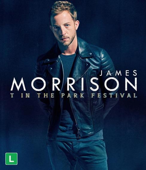 James Morrison - T In The Park Festival - Dvd
