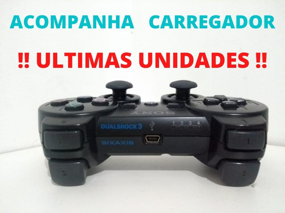 Controle Manete Ps3 100% Original