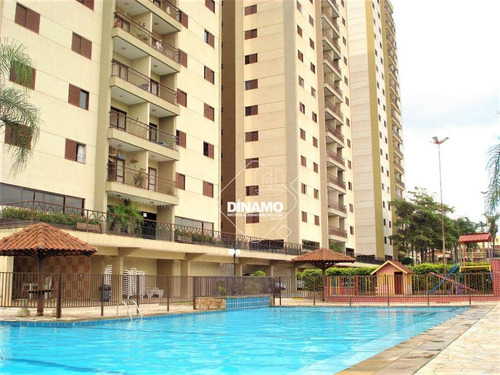 Apartamento Com 3 Dormitórios À Venda, 90 M² Por R$ 320.000,00 - Jardim Independência - Ribeirão Preto/sp - Ap2089