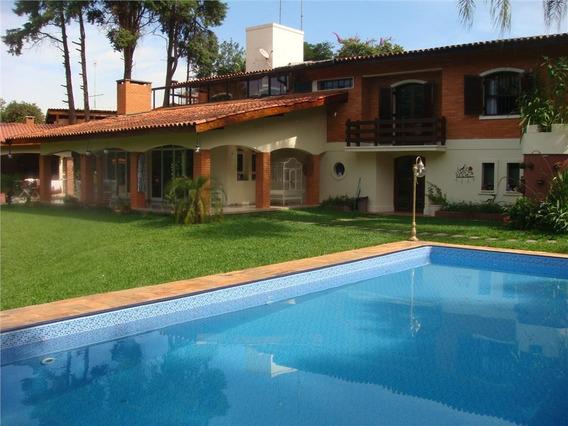 Casa Residencial À Venda, Chácara Do Peroba, Barueri - Ca0196. - Ca0196