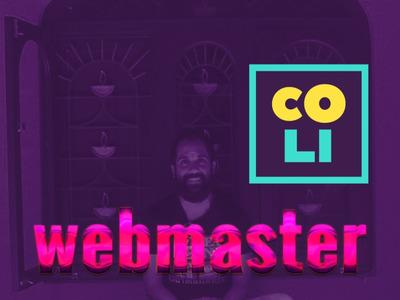 Webmaster Mantenimiento Sitio Web Programador Técnico Diseño