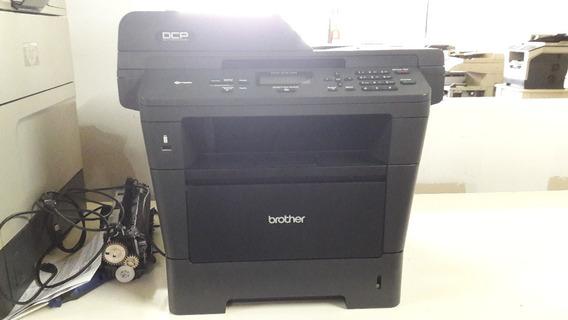 Impressora Laser Brother Dcp8157dn Multifuncional (revisada)