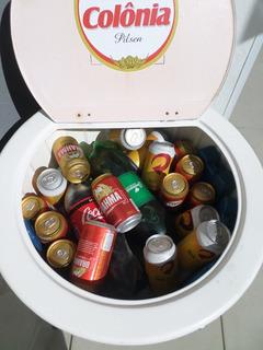 Cooler Artesanal Para Gelar Cerveja Capacidade + De 36 Latas