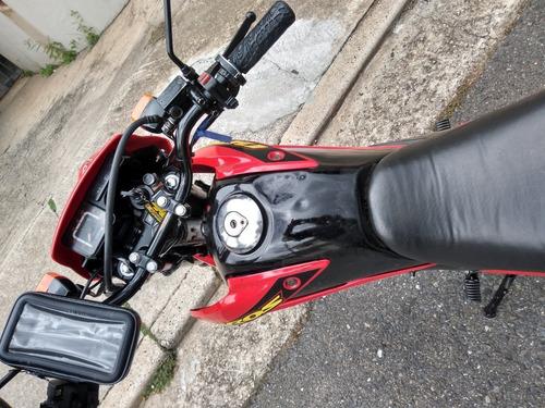 Imagem 1 de 8 de Honda Bros 150 (220)cc