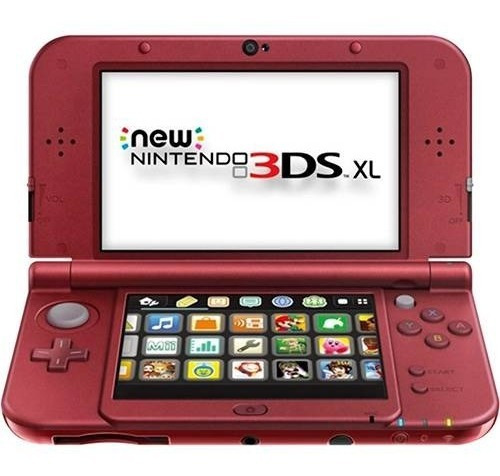 Console Nintendo New 3ds