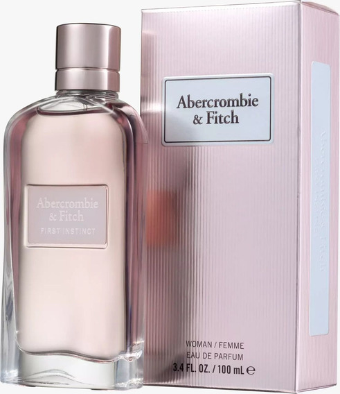 First Instinct For Her Abercrombie Fitch Feminino Edp 100ml