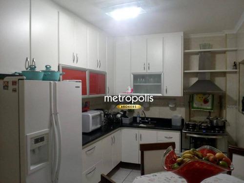 Imagem 1 de 9 de Apartamento À Venda, 72 M² Por R$ 405.000,01 - Jardim São Caetano - São Caetano Do Sul/sp - Ap2235