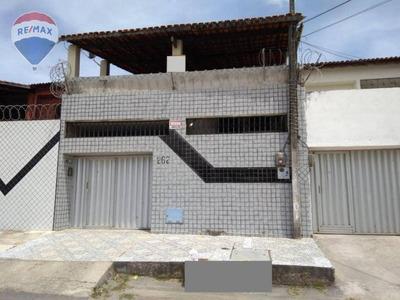 Casa Duplex À Venda - Serrinha - Fortaleza/ce - Ca0200