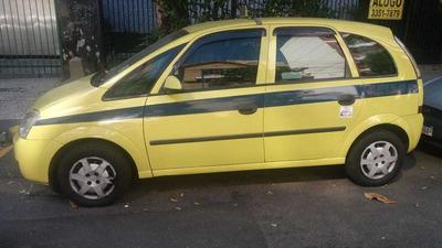 Meriva Joy 1.4 2011/2012 Taxi (vendo Autonomia Sem O Carro)