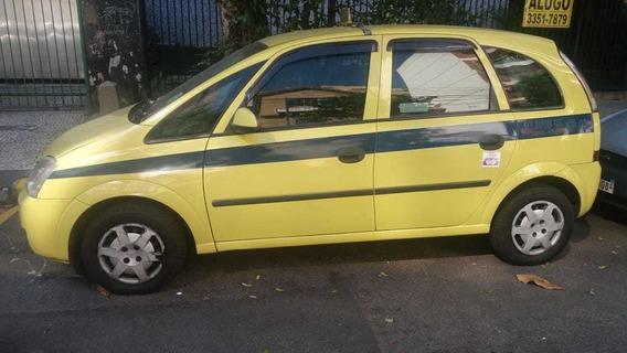 Meriva Joy 1.4 2012/2012 Taxi (vendo Tudo)