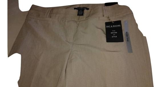 Pantalones De Vestir Para Dama Importado Nuevos