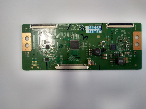 Placa T-con Tv Philips 42pfl3507d/78 6870c-0401a