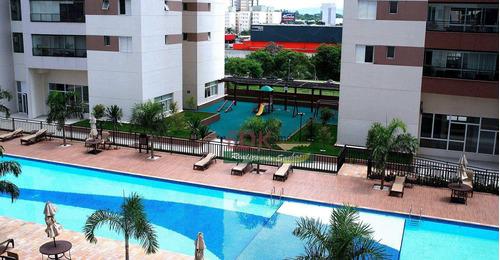 Imagem 1 de 15 de Apartamento Com 4 Dormitórios À Venda, 155 M² Por R$ 800.000 - Estiva - Taubaté/sp - Ap8832