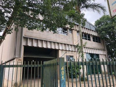 Galpão, Parque Pirajussara, Embu Das Artes - R$ 2.800.000,00, 0m² - Codigo: 2528 - V2528