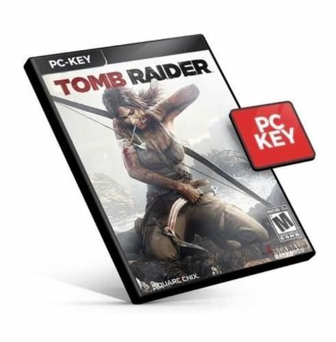 Tomb Raider Pc Steam Key Português Código Envio Já