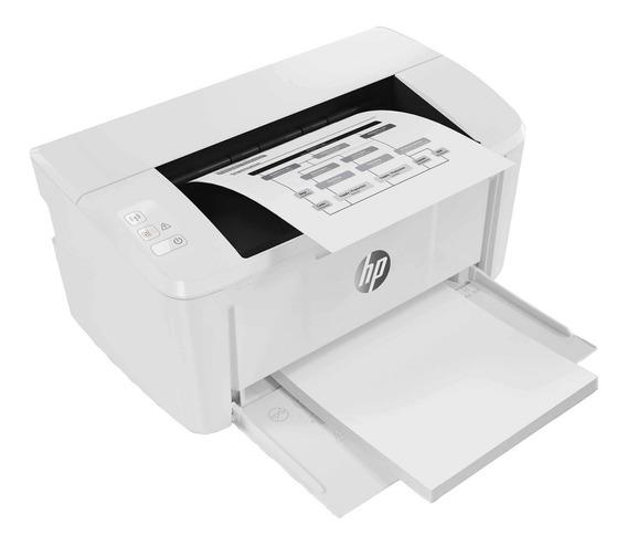 Impresora Laser Blanco Negro Monocromatica Hp M15w Usb Wifi